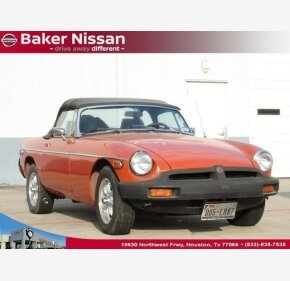 1976 MG MGB for sale 101127517