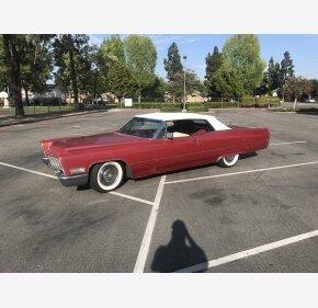 1968 Cadillac De Ville Coupe for sale 101127549