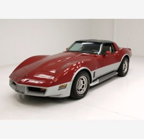 1981 Chevrolet Corvette Coupe for sale 101127889