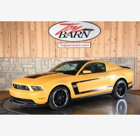 2012 Ford Mustang Boss 302 Coupe for sale 101127976