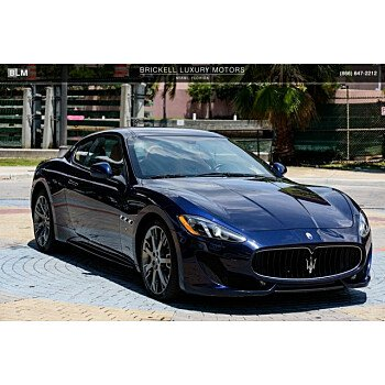 2015 Maserati GranTurismo Coupe for sale 101127982