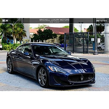 2015 Maserati GranTurismo Coupe for sale 101127983