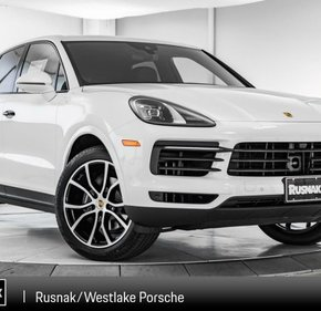 2019 Porsche Cayenne for sale 101128001