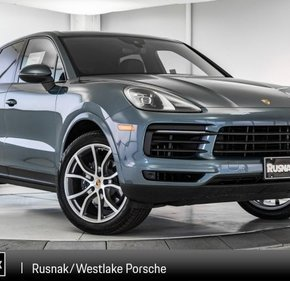 2019 Porsche Cayenne for sale 101128006