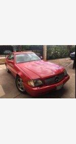 1999 Mercedes-Benz SL500 for sale 101128022