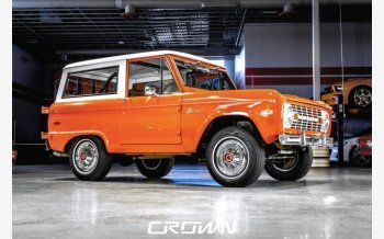 1972 Ford Bronco for sale 101128042