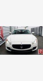 2015 Maserati Quattroporte S Q4 for sale 101128046