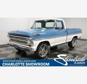 1968 Ford F100 for sale 101128072