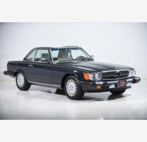 1989 Mercedes-Benz 560SL for sale 101128097