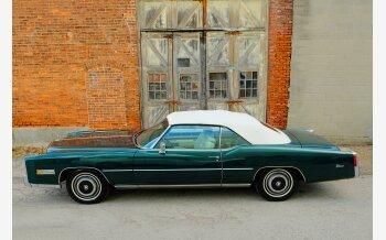 1976 Cadillac Eldorado Biarritz Convertible for sale 101128123