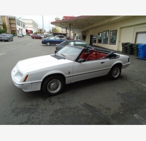 1984 Ford Mustang Convertible for sale 101128129
