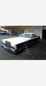 1979 Lincoln Mark V for sale 101128132