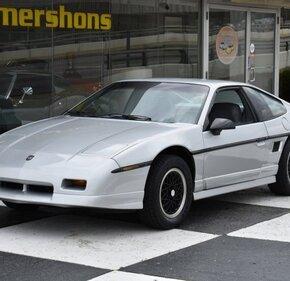 1988 Pontiac Fiero GT for sale 101128428