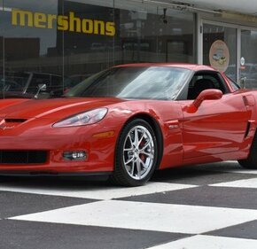 2009 Chevrolet Corvette Z06 Coupe for sale 101128429