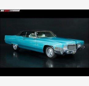 1970 Cadillac De Ville for sale 101128437
