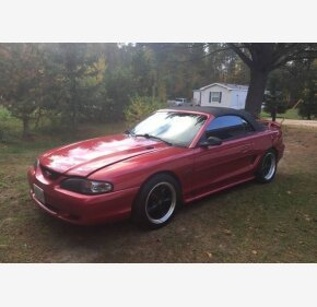 1997 Ford Mustang GT Convertible for sale 101128468