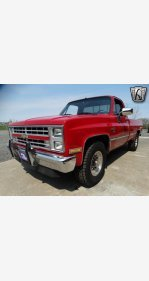 1987 Chevrolet C/K Truck 2WD Regular Cab 2500 for sale 101128521