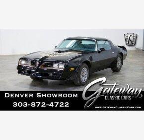 1977 Pontiac Firebird for sale 101128523