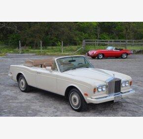 1988 Rolls-Royce Corniche II for sale 101128528