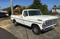 1972 Ford F100 2WD Regular Cab for sale 101128547