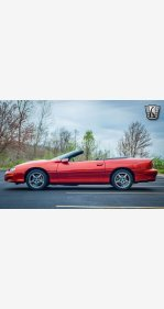 2002 Chevrolet Camaro Z28 Convertible for sale 101128632