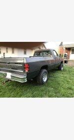 1987 Dodge D/W Truck 4x4 Regular Cab W-150 for sale 101128689