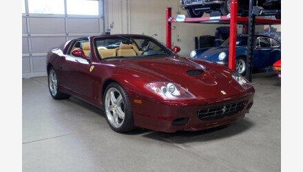 2005 Ferrari 575M Maranello Superamerica for sale 101128814