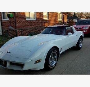 1981 Chevrolet Corvette for sale 101128826