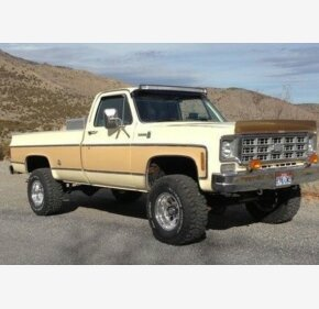 1978 Chevrolet C/K Truck for sale 101128830