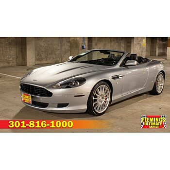 2008 Aston Martin DB9 Volante for sale 101128849