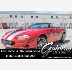 2000 Chevrolet Camaro Z28 Convertible for sale 101128865