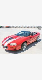 2000 Chevrolet Camaro Z28 Convertible for sale 101128865