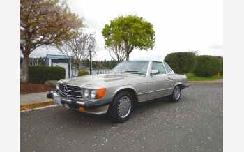 1987 Mercedes-Benz 560SL for sale 101128932