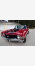 1971 Chevrolet El Camino for sale 101128947