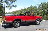 1989 Dodge Dakota 2WD Convertible Sport for sale 101128964