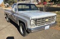 1977 Chevrolet C/K Truck Camper Special for sale 101128978