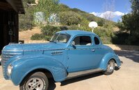 1939 Plymouth Other Plymouth Models for sale 101128979