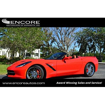 2015 Chevrolet Corvette Convertible for sale 101128984
