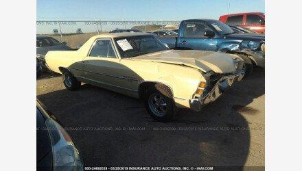 1971 Chevrolet El Camino for sale 101129220