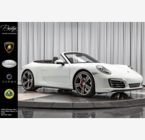 2017 Porsche 911 Cabriolet for sale 101129279