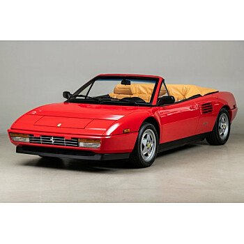 1989 Ferrari Mondial T Cabriolet for sale 101129305