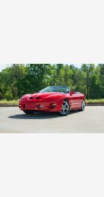 2002 Pontiac Firebird Trans Am Convertible for sale 101129319