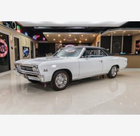 1967 Chevrolet Chevelle SS for sale 101129328