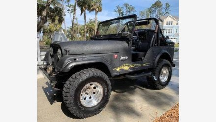1973 Jeep CJ-5 for sale 101129396