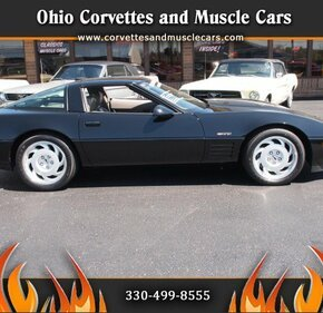 1991 Chevrolet Corvette ZR-1 Coupe for sale 101129437