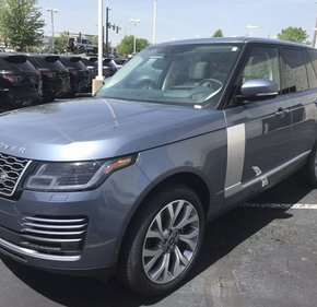 2019 Land Rover Range Rover HSE for sale 101129439
