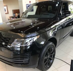 2019 Land Rover Range Rover HSE for sale 101129441