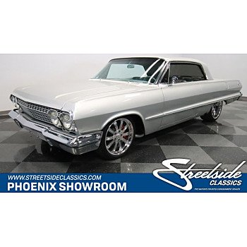 1963 Chevrolet Impala for sale 101129488
