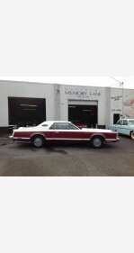 1977 Lincoln Mark V for sale 101129500