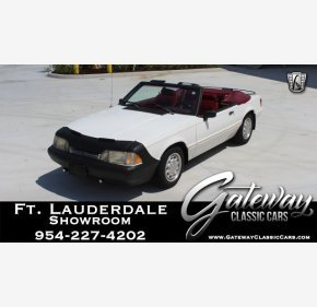 1993 Ford Mustang LX Convertible for sale 101129516